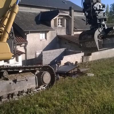 Suivi du chantier