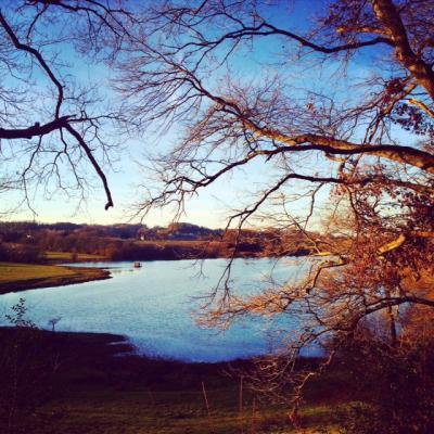 hiver-lac