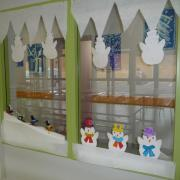 Les bonhommes de neige des C1 (2)