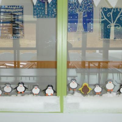 Les pingouins des C3