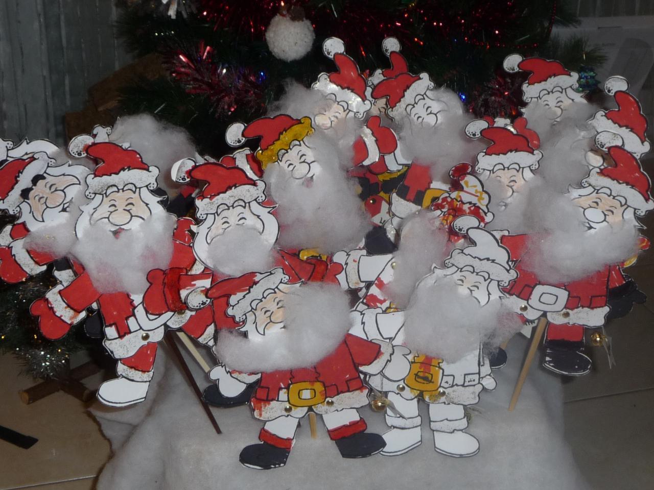 Père Noël cycle 1