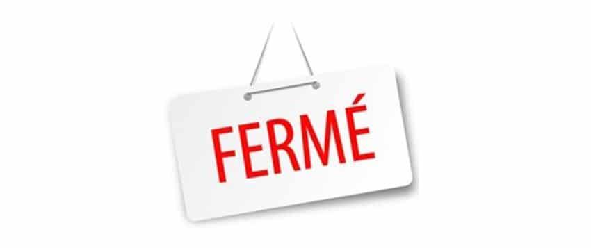 Fermeture