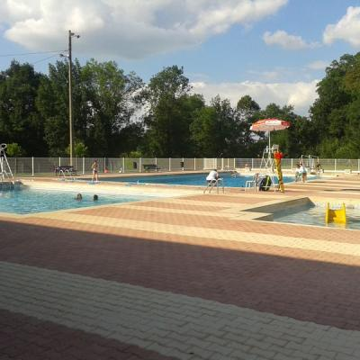 Morlaas piscine municipale