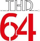 Thd64 logo